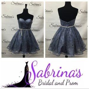 Blush - Style 11806 - Size 4 - Lavender/grey